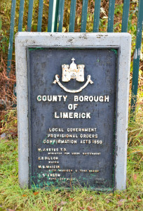 County Limerick sign